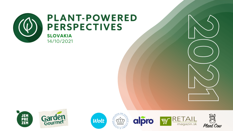 konferencia Plant-Powered Perspectives